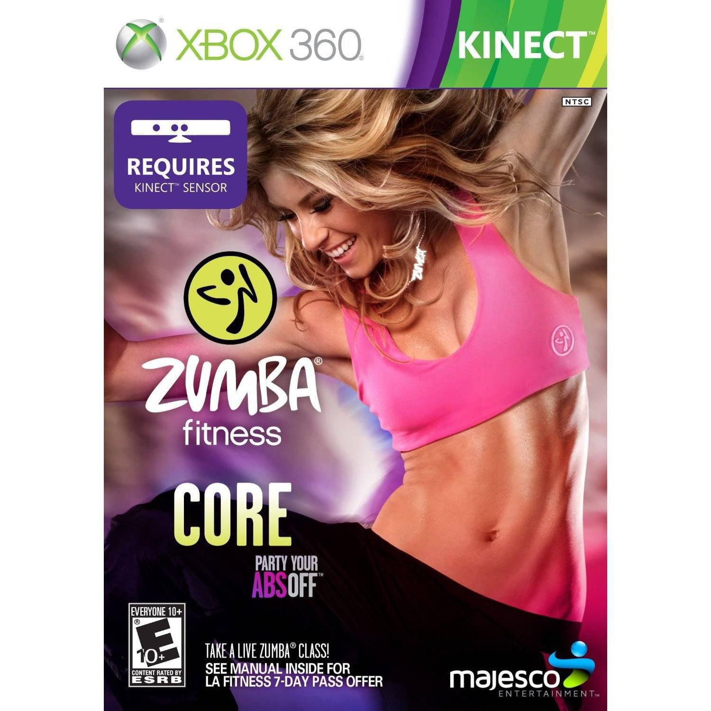 Zumba Fitness Core (Xbox 360)