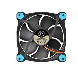 Thermaltake Riing 12 High Static Pressure LED Radiator Fan, Blue