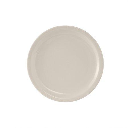 Nevada 5 1/2 inch Plate Narrow Rim in Eggshell American White/Case of -