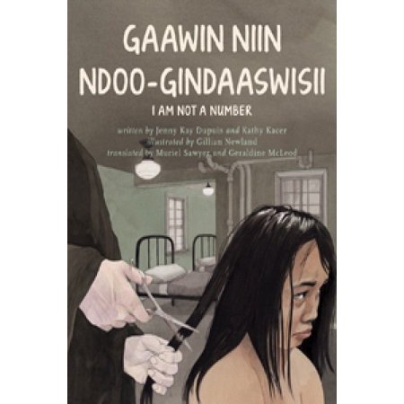 I Am Not a Number / Gaawin Ndoo-gindaaswisii (Number Of Languages And Dialects In India)