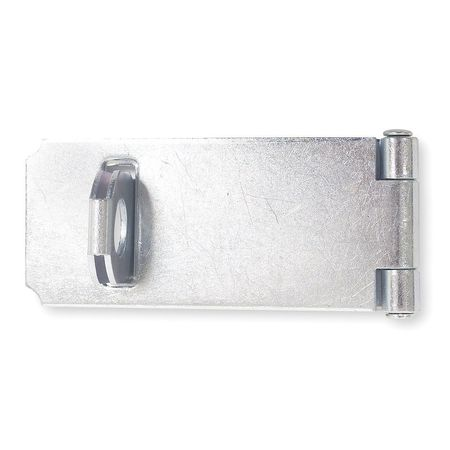 BATTALION 4PE39 Safety Hasp, Steel, 3-1 2 In. L by VALUE BRAND