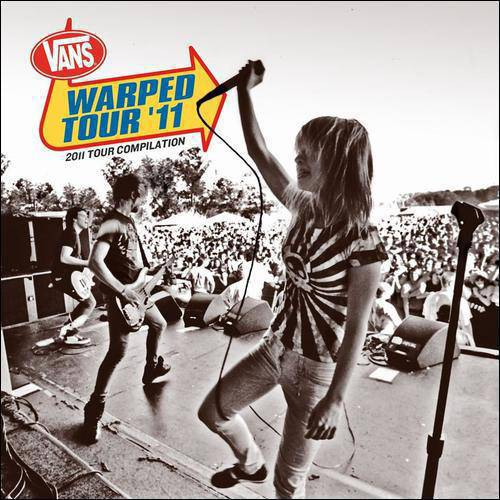 2011 Warped Tour Compilation (2CD)