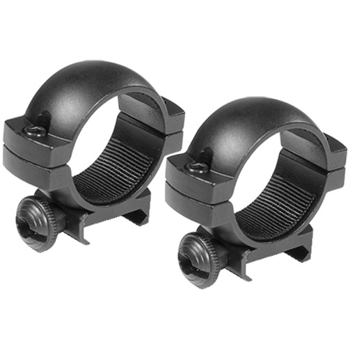 Barska 30mm Low Weaver-Style Rings