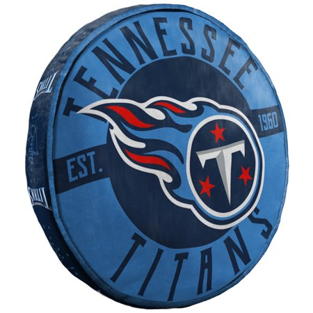 Tennessee Titans The Northwest Company 15'' Cloud Pillow - No