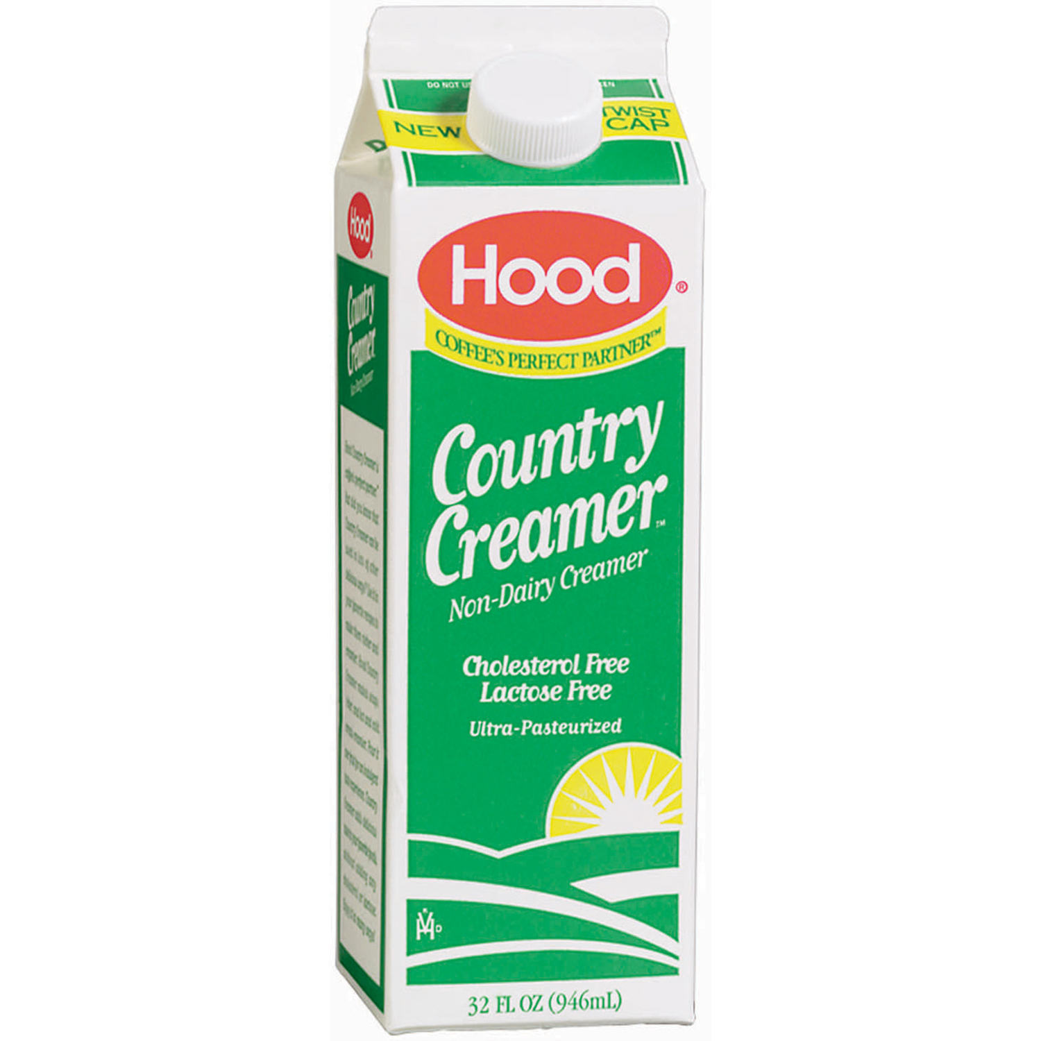 Hood Coffee Creamer Country Creamer 32 Oz Carton