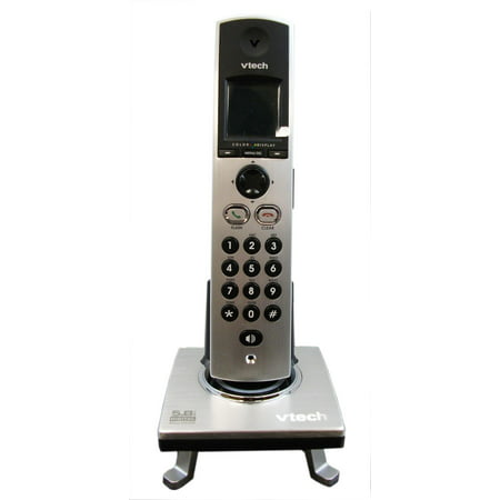 VTech i5808 Extra Cordless Handset/Charger with Wall Mountable Bracket (Wall Phone Cordless)