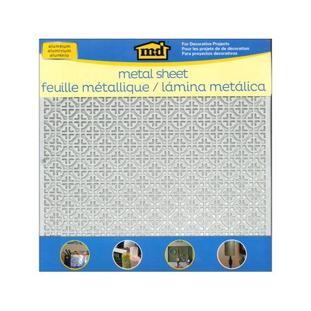(MD Metal Sheet 12x12