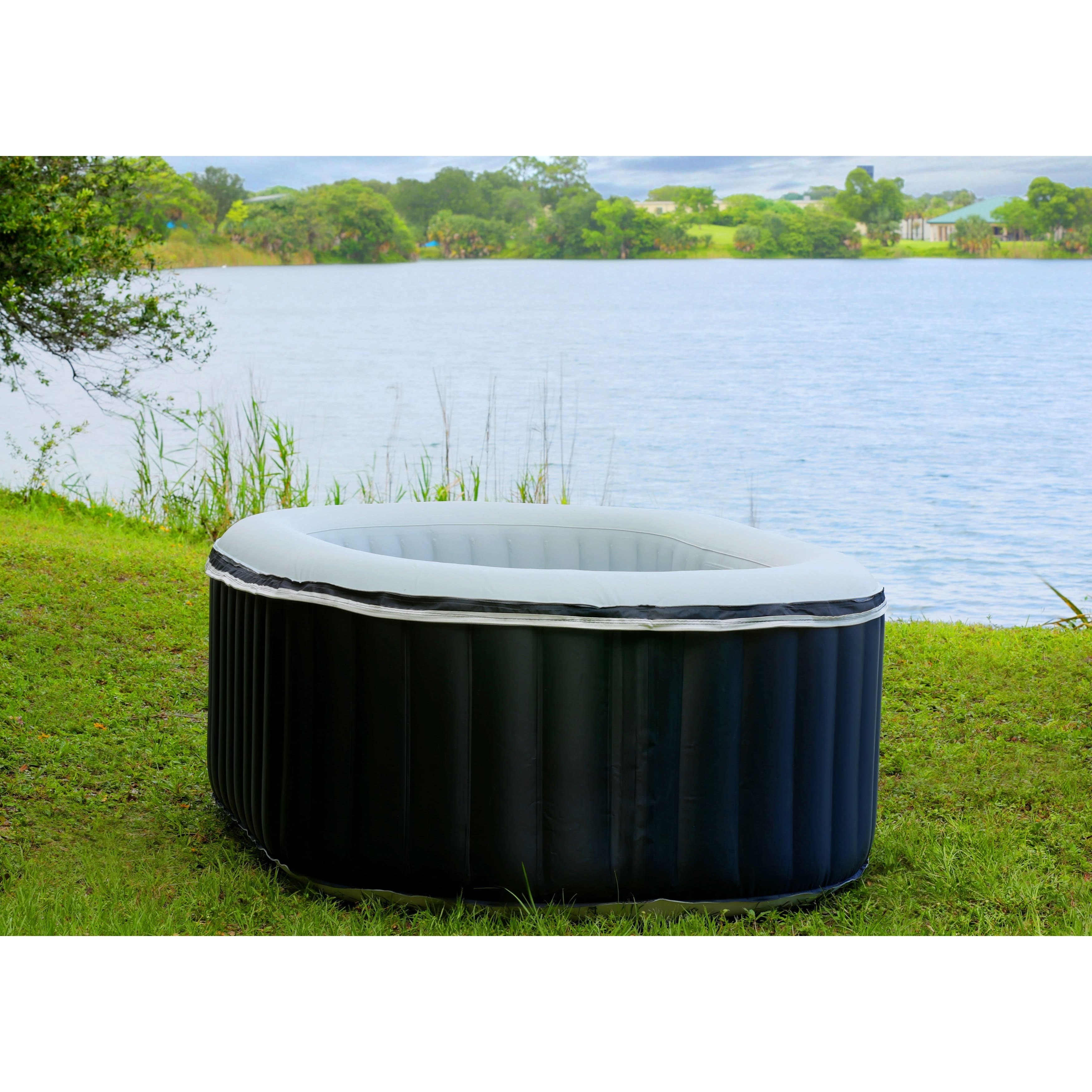 TheraPure Spa Oval Inflatable Spa