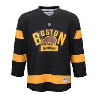 Product Image Reebok Boston Bruins Youth Winter Classic Jersey (Black) 6cf54594a