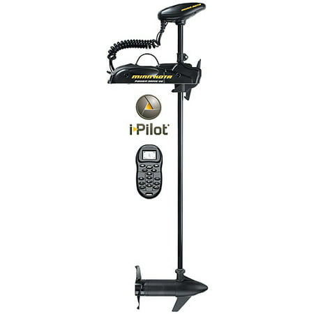 Minn Kota 70 PowerDrive V2/US2 70-lb Thrust Freshwater Bow Mount Trolling Motor with Universal Sonar 2 and i-Pilot, 60