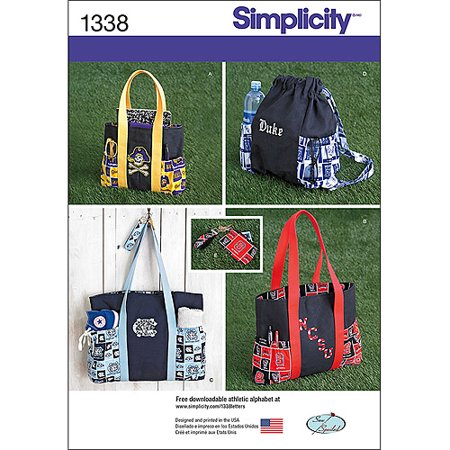 Simplicity Crafts Accessory Pattern, 1 Each (Free Woodcraft Patterns)