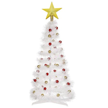 DIY Sequins Christmas Tree Ornaments Festive Decorations Supplies Indoor Outdoor LED Christmas Trees ()