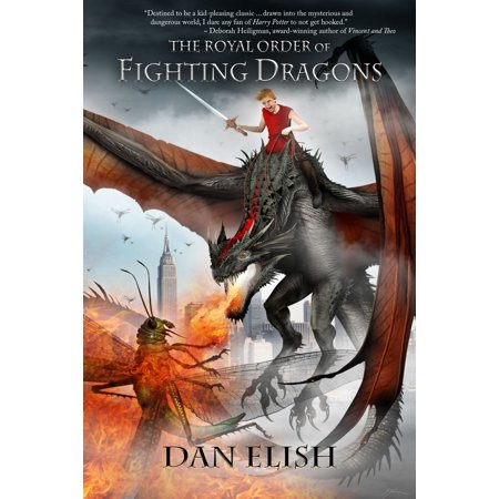 The Royal Order of Fighting Dragons - eBook
