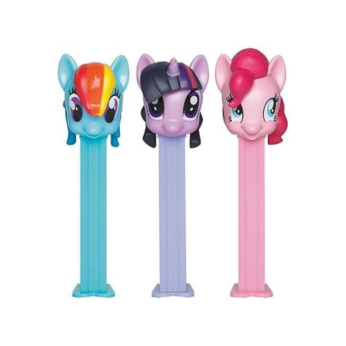 My Little Pony Pez Dispenser and Candy Set (Each) - Party Supplies
