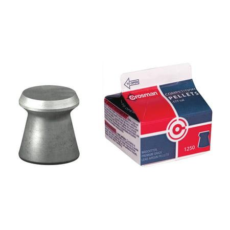 Canary Pellets - Crosman 177 Caliber Wadcutter/Match Pellets 1250 ct, 71250
