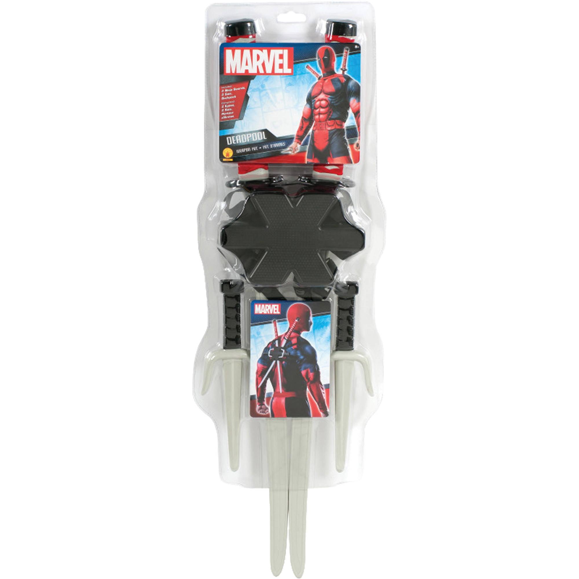 Deadpool Weapon Kit Adult Halloween Accessory