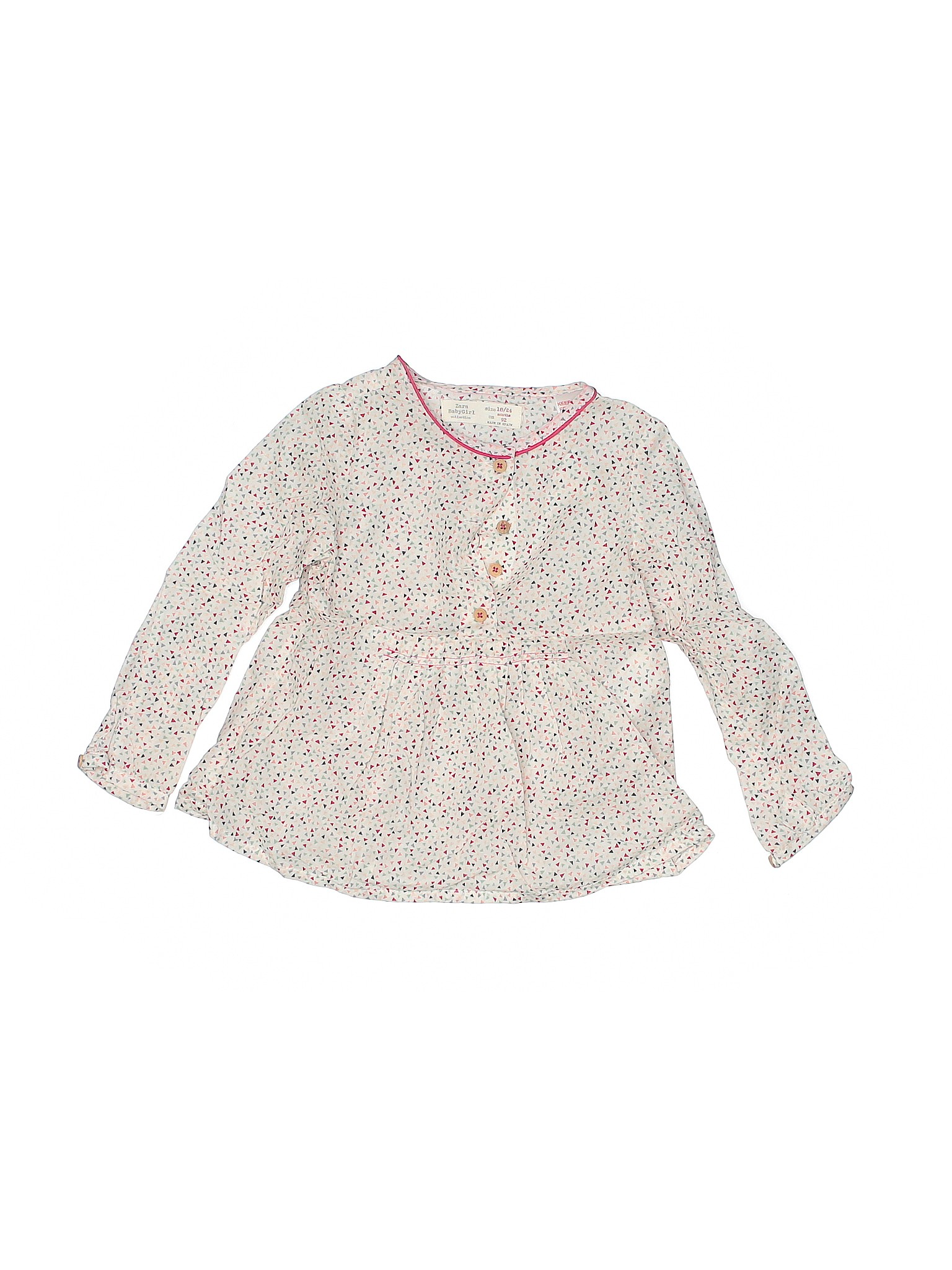 Zara Baby - Pre-Owned Zara Baby Girl's Size 18-24 Mo Dress ...
