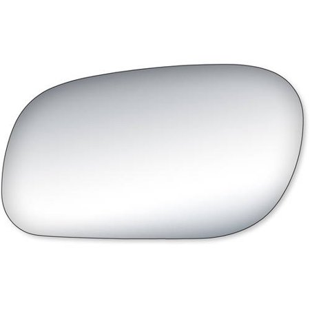 99048 - Fit System Driver Side Mirror Glass, Ford Crown Victoria 98-11, Mercury Grand Marquis 98-11, Marauder 03-11 Ford Crown Victoria 02-11, Mercury Grand Marquis 02-11 Crown Automotive Side Mirror
