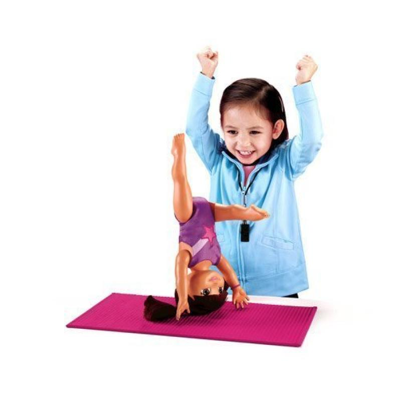 Fisher Price Fantastic Gymnastics Dora Doll by