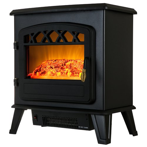 AKDY 400 sq. ft. Vent Free Electric Stove