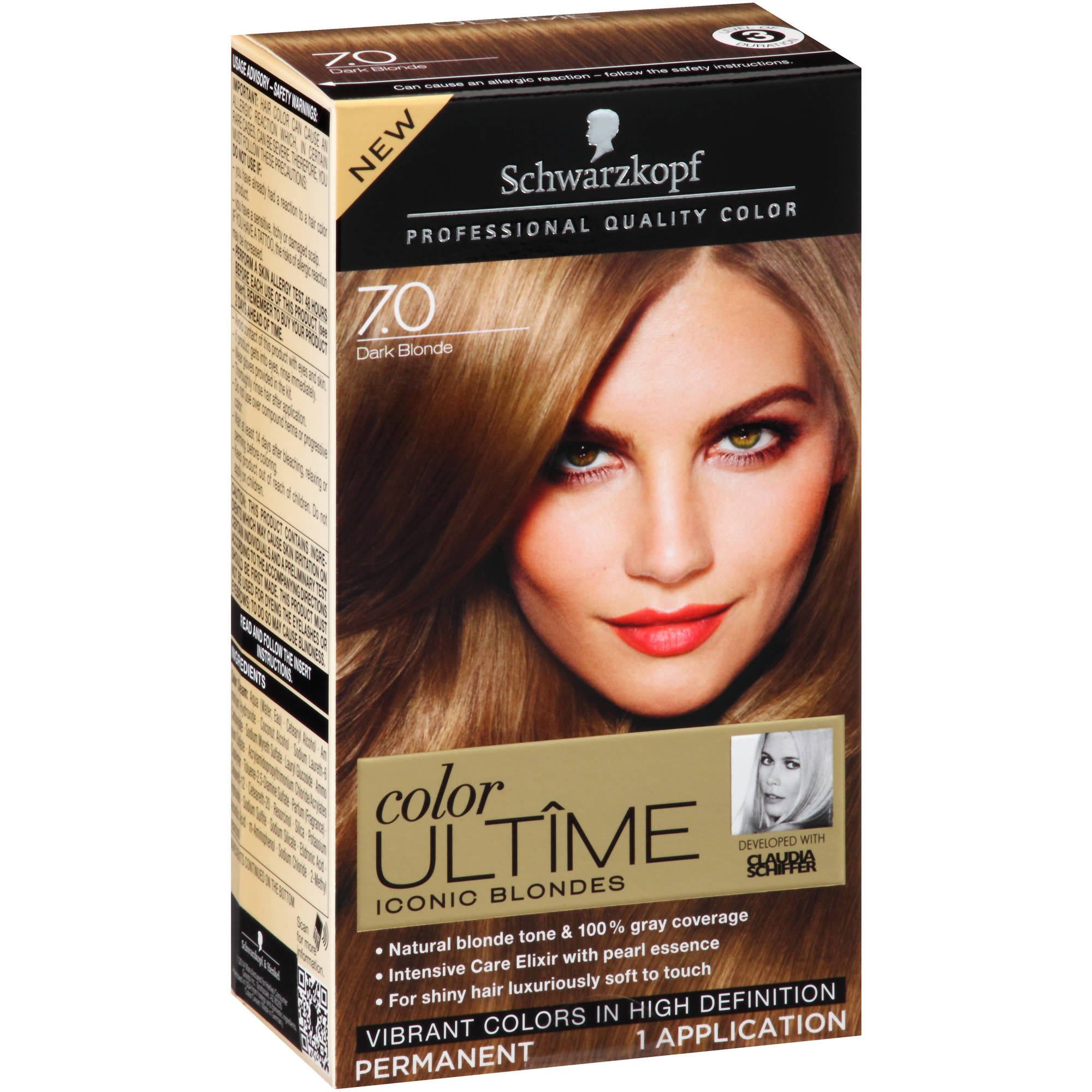 Paul Mitchell Hair Color The Color Color 7wb Warm Blonde