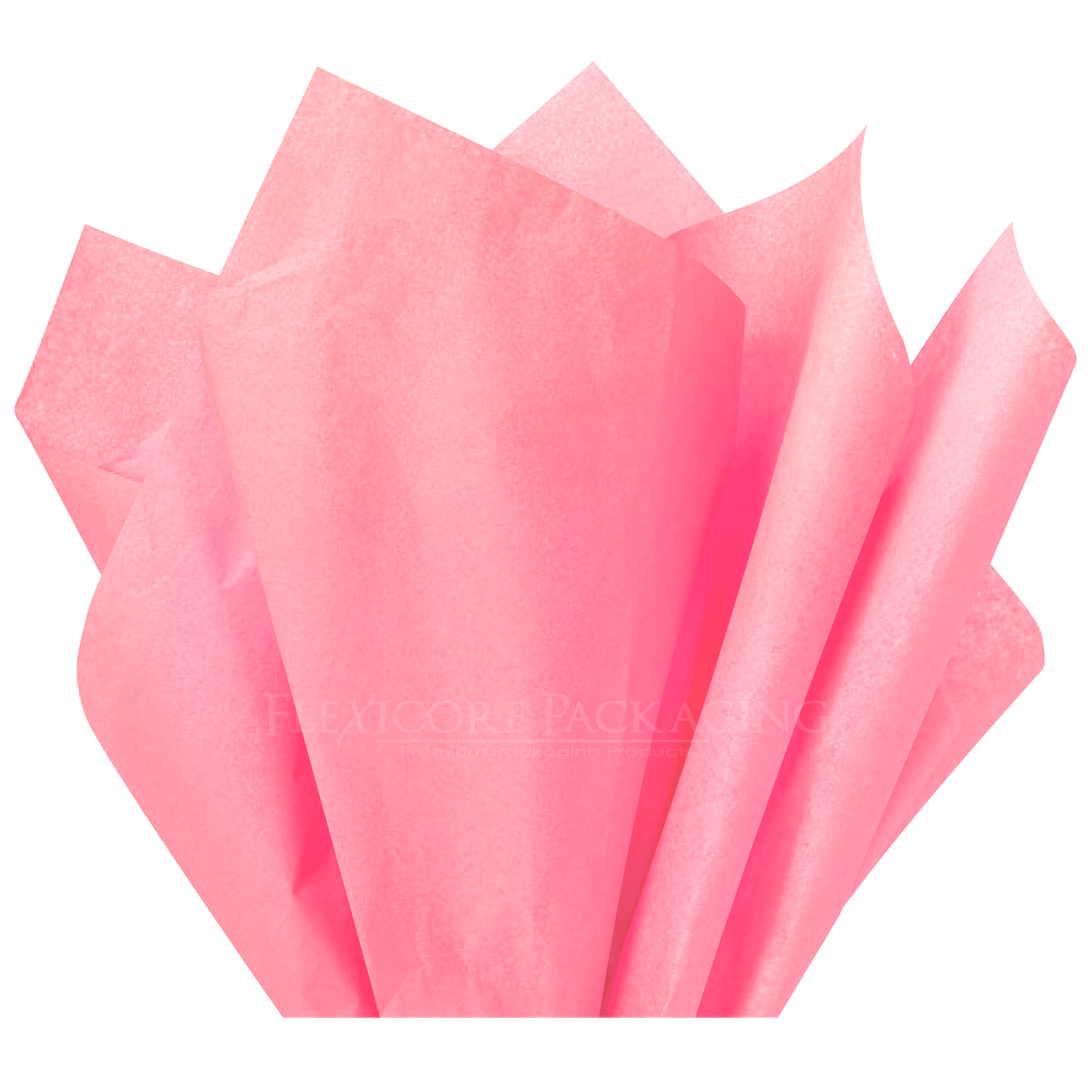 "Light Pink Tissue Paper, 15""x20"", 100 ct"