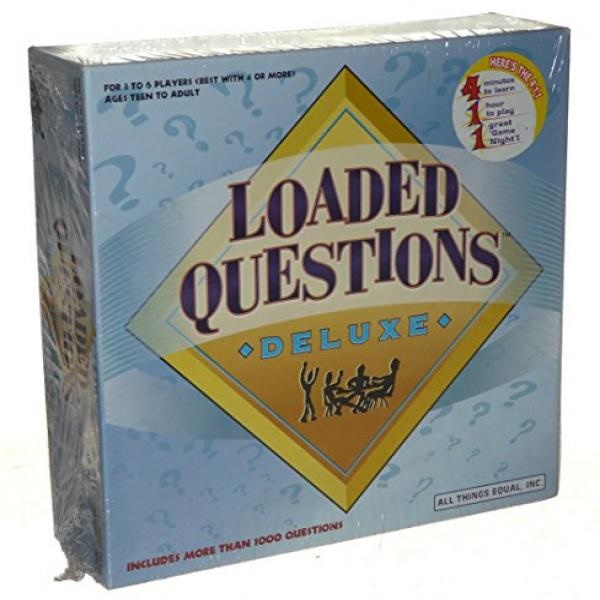 Loaded Questions Deluxe