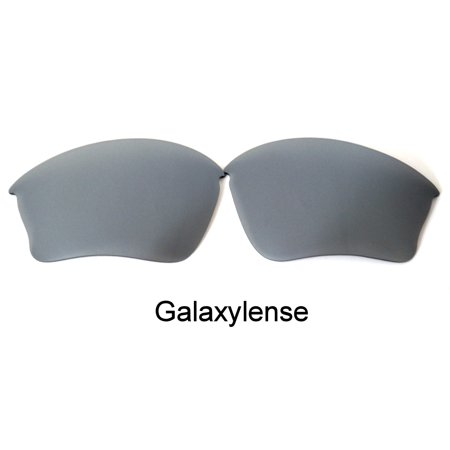 Galaxy Replacement Lenses For-Oakley Half Jacket XLJ Silver Polarized 100%UVAB - Silver Jacket