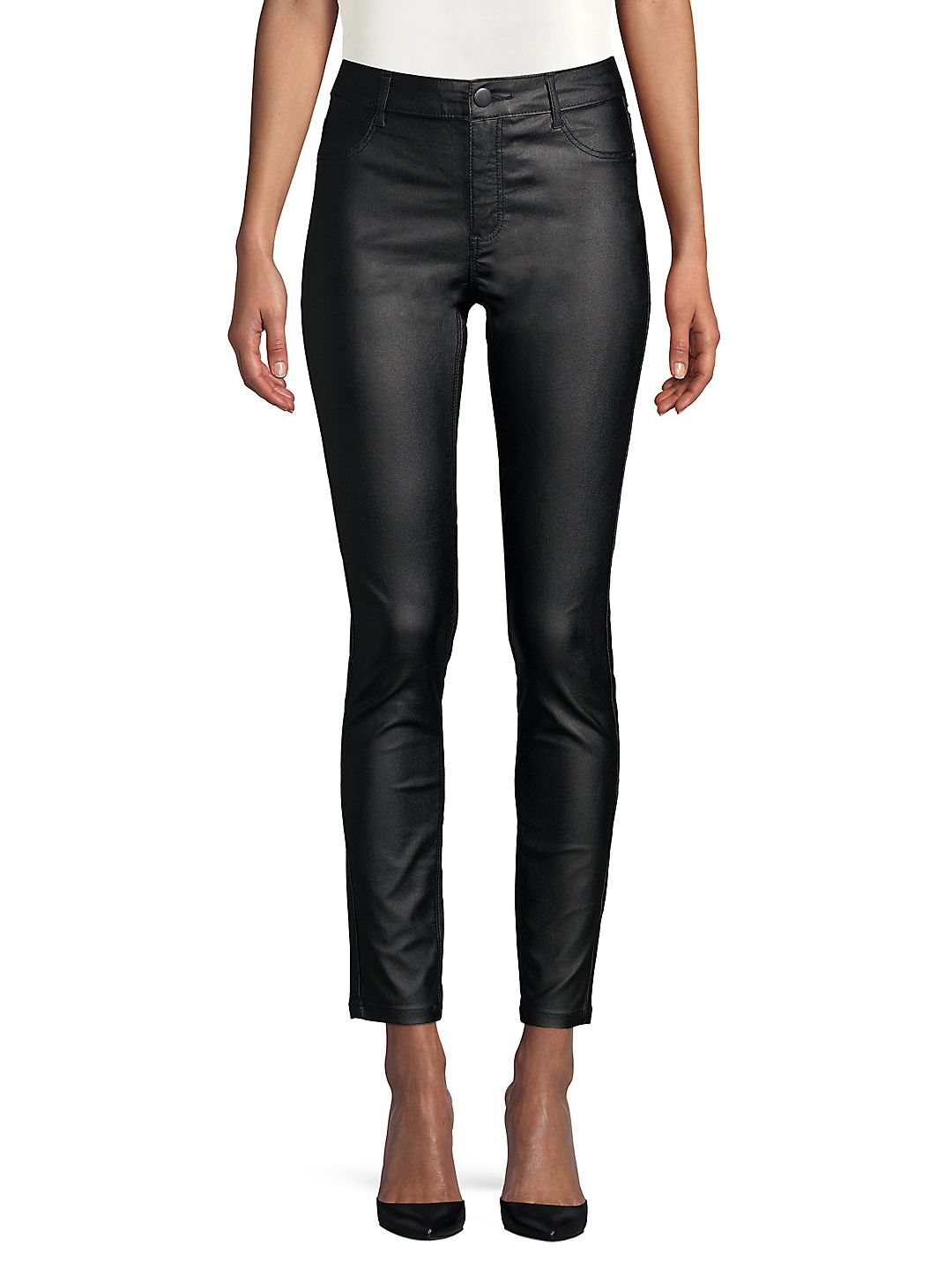 Frankie High-Rise Ankle Pants
