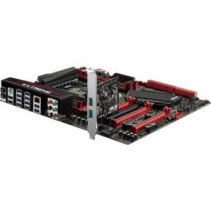 ROG RAMPAGE V EXTREME U3.1 Desktop Motherboard Intel X99 Chipset Socket LGA 2011-v3 ATX 1 x Processor Support... by ASUS - MOTHERBOARDS
