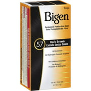 Bigen Permanent Hair Color 59 Oriental Black, 0.21 Oz