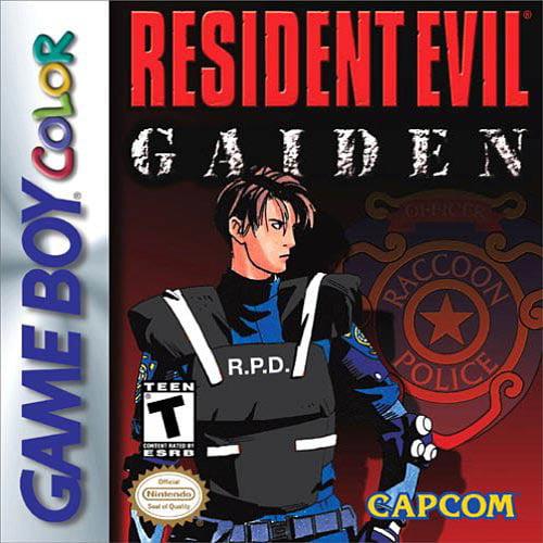 Capcom Resident Evil Gaiden