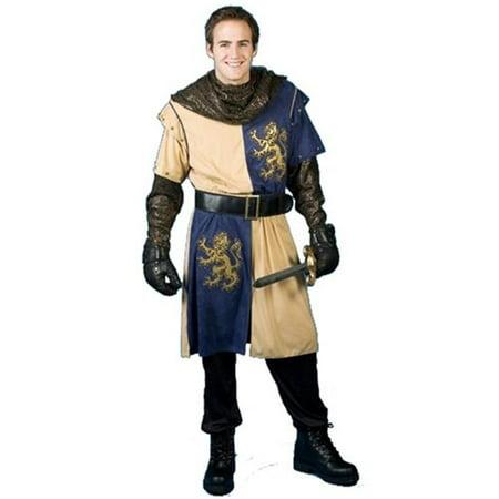 Renaissance Tunic (Secrets a Division of J Nunley SAM-55S Renaissance Knight-S Tunic  Cowl )