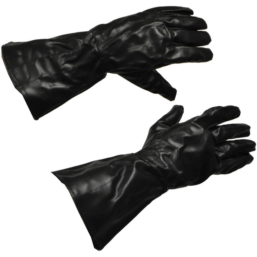 Darth Vader Gloves Adult Halloween Accessory