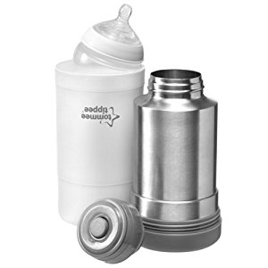 Tommee Tippee Closer to Nature Travel Baby Bottle Warmer Hot Flask Steel Fast Shipping and Ship Worldwide by Tommee Tippee