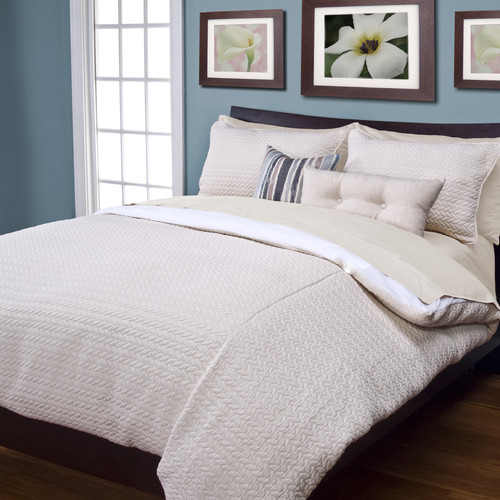 Siscovers Whitecap Duvet Cover Set