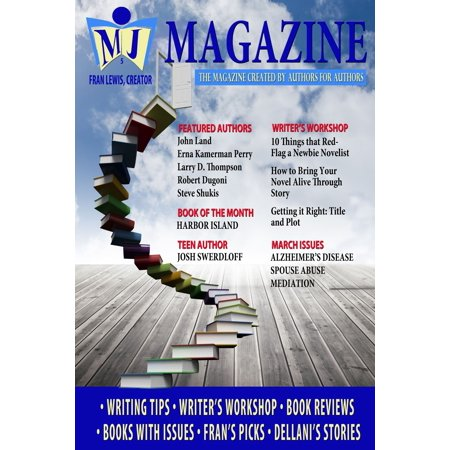 MJ Magazine March 2015: Created By Authors for Authors - eBook](Toddler Magazines)