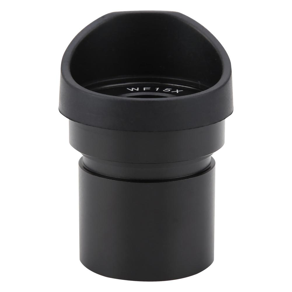 WFY003a WF15X//15 Wide Angle Eyepiece for Stereoscopic Microscope Ocular Lens Mounting 30.5mm Microscope Eyepiece
