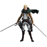 figma Erwin Smith Attack on Titan 446 Action Figure