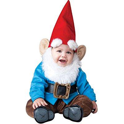 lil' garden gnome baby infant costume - infant small for $<!---->