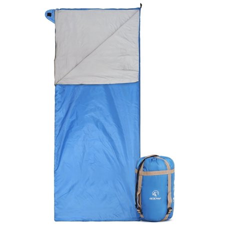 REDCAMP Ultra Lightweight 60 Degrees Sleeping Bag For (Best Backpacking In Canada)