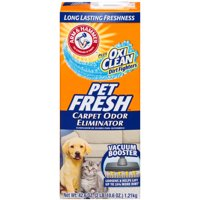 Arm & Hammer Carpet Odor Eliminator, Pet Fresh 42.6 oz.