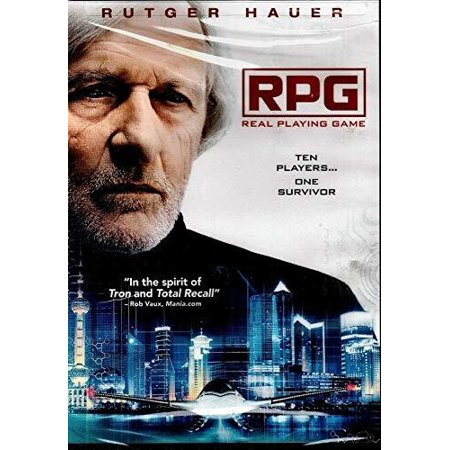 RPG: Real Playing Game (DVD + Digital Copy) (Walmart (Best Sci Fi Rpg)