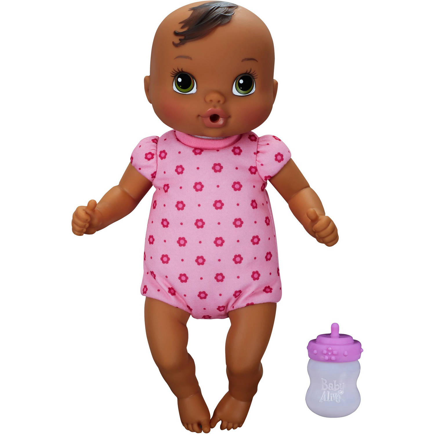 Baby Alive Luv 'n Snuggle Baby, African American