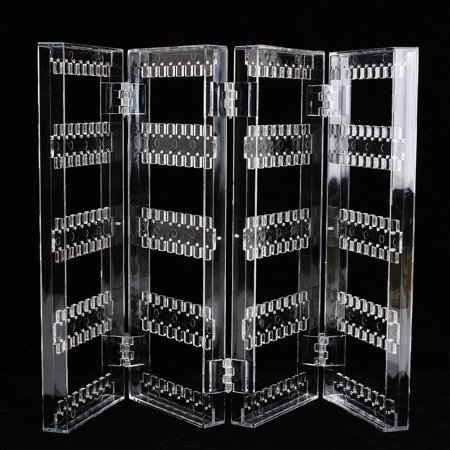 Earring Holder Organizer Storage Jewelry Rack Wall Mounted Picture Frame Hanging Jewelry Display Stand (Picture Organizer)