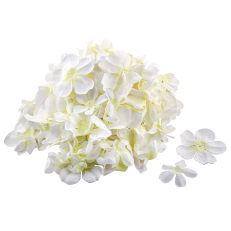 Wedding Party Bridal Table Fabric Flower Petal Decorations White Beige 390 in 1 - image 3 of 3