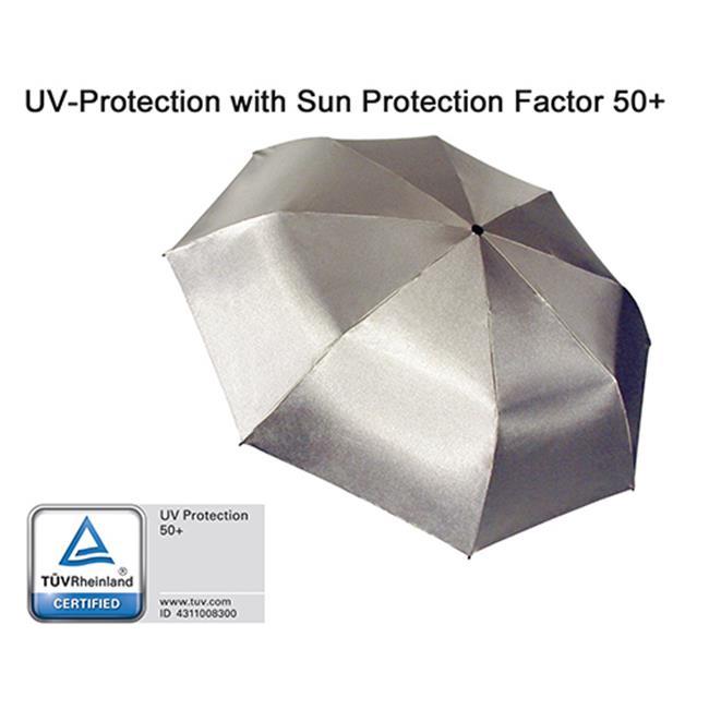 Euroschirm Light Trek Umbrella Extraordinary EuroSCHIRM ESC60 Euroschirm Light Trek UV Protection Umbrella Silver