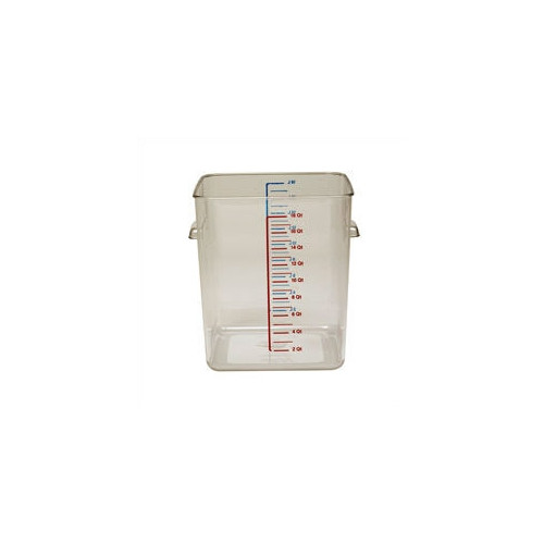 Rubbermaid Commercial Products 384 Oz. Storage Container (Set of 6)