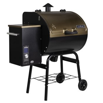 Camp Chef PG24STXB Bronze Pellet Smoker Grill with 10 Smoke Settings