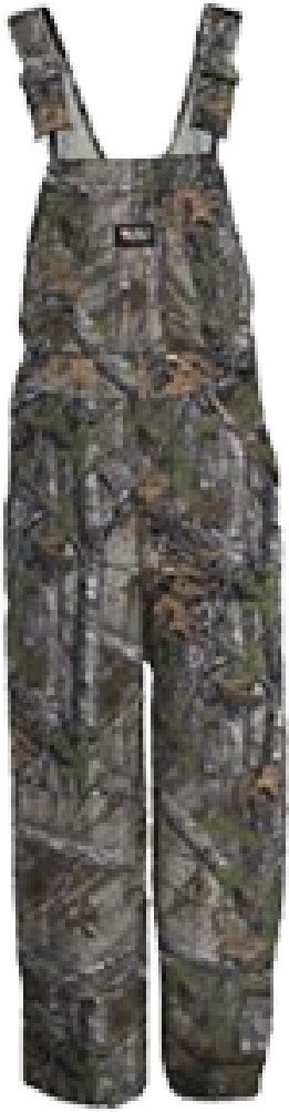 Walls Industries Youth Non Insulated Bib Kidz Grow Sys Realtree Xtra Camo L by WALLS INDUSTRIES INC